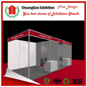 High Quality Exhibition Equipment Exhibition Stand with Size 3*3*2.5m pictures & photos