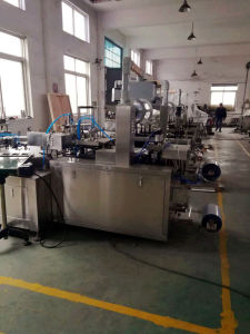 Qb-350 Paper Card Blister Packing Machine pictures & photos