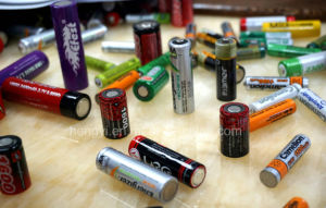 Battery Label Printing pictures & photos