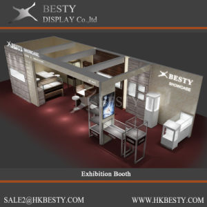 Exhibition Booth Showcase Design for Fine Jewelry Watch pictures & photos
