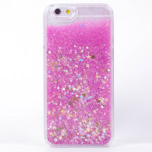 Glittering Liquid Quicksand TPU Case for iPhone 7 pictures & photos