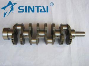 Hot Sale Engine Parts Car Crankshaft for Nissan Td27 pictures & photos