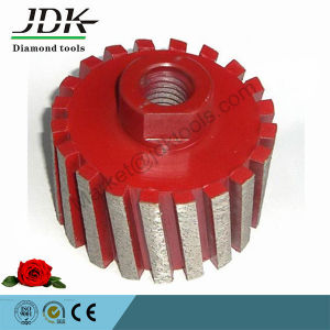 Diamond Metal Drum Wheel for Grinding Granite Marble Stone pictures & photos