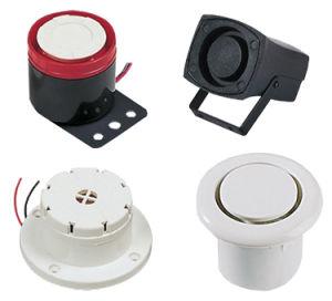 Piezo Siren /Piezo Alarm/Smoke Detector pictures & photos