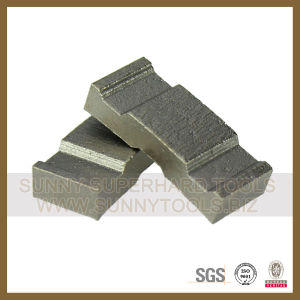 Turbo Type Concrete Core Bit Segment pictures & photos