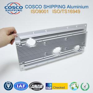 Aluminium/Aluminum Anodized Heatsink with CNC Machining (ISO9001: 2008 Certificated) pictures & photos