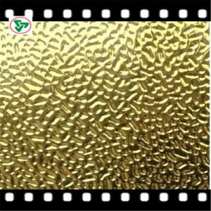 3mm-6mm Decorative Color/ Champagne Patterned Mirror pictures & photos