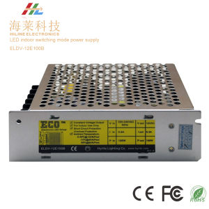 Switching Mode LED Indoor Power Supply 100W Eldv-12e100b pictures & photos