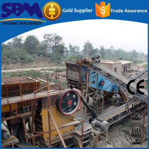 Good Supplier 200 Tph Stone/Rock Jaw Crusher Plant Price pictures & photos