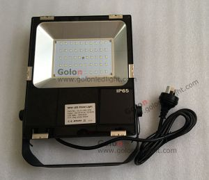 Best Price 110lm/W LED Floodlight Supplier 50W LED Flood Light with Au UK Us EU Plug pictures & photos