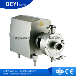 5t 24m 1.5kw Stainless Steel SS304 SS316L Dairy Centrifugal Pumps pictures & photos