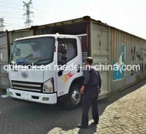 China FAW JAC Mini Truck 4X2 Diesel Light Truck pictures & photos