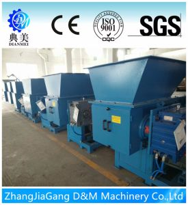 1500kg/H Single Shaft Shredder Machine pictures & photos
