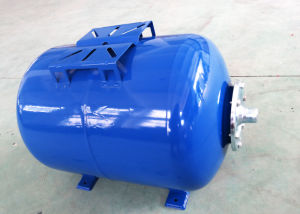 24L Horizontal Pressure Tank for Automatic Water Pump pictures & photos