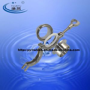 Stainless Steel Sanitary Tri-Clamp Fittings pictures & photos