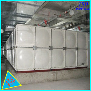 FRP Water Storage Tank with ISO Certificate pictures & photos