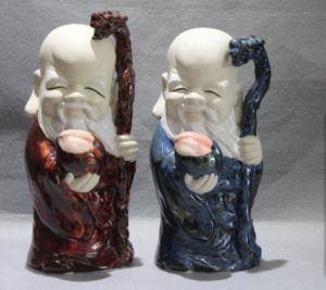 The God of Longevity Ceramic Crafts pictures & photos