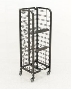 Tall News Rack Metal Rack pictures & photos
