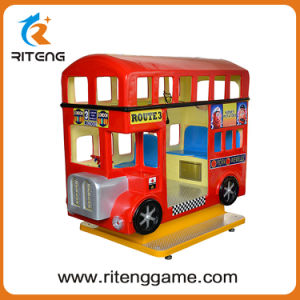 Red Bus /Train Kid Ride Games Machines pictures & photos