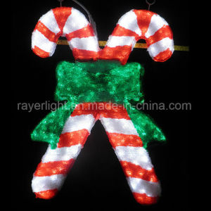 LED Candy Cane Outdoor Project Light American Xmas Decorations pictures & photos