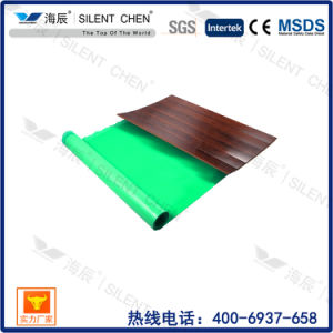 Recyclable IXPE Foam Underlay with PE Film (IXPE20-4) pictures & photos
