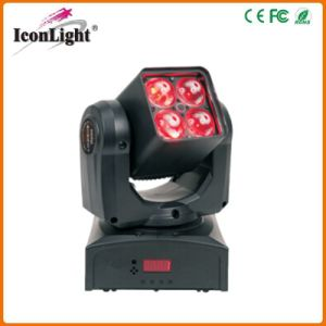 LED Stage /Party Light Zoom 4*10W Beam Moving Head pictures & photos