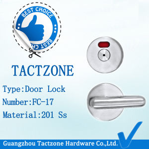 Wholesale Factory Directly Toilet Cubicle Fittings Bathroom Lock pictures & photos