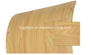 Factory Good Quality Wood Grain Design Plastic PVC Floor Wholesale Flooring pictures & photos