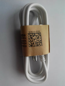 Plastic Normal Charger&Transfer Data Android Cable pictures & photos