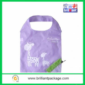 Polyester Foldable Shopping Bag, Customization Available pictures & photos