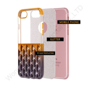 Glitter Diamond TPU Case for iPhone 7 pictures & photos