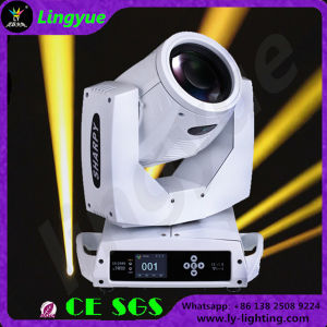 Touch Screen White 7r 230W Beam DJ Moving Head Light pictures & photos
