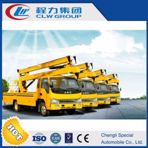 JAC Aerial Working Platform Truck for Sale pictures & photos