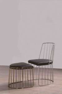 Modern Dining Chair Restaurant Setswith Metal Frame pictures & photos