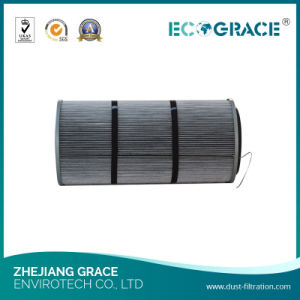 5 Micron Cement Plant Polyester Cartridge Filter pictures & photos