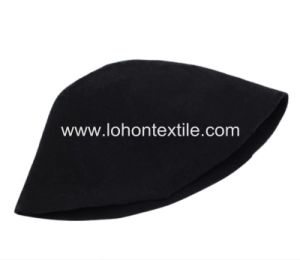 Wool Felt Hat Hood Wool Felt Hat Blank Hat Body Cone for Hat Making pictures & photos
