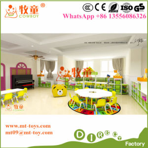 China Wholesale Prices Plastic Tables and Chairs Preschool Furniture pictures & photos