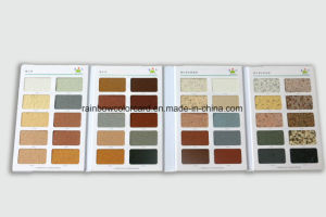 Real Stone with Texture Surface Paint Color Catalog pictures & photos