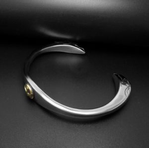 Fashion Jewellery Men Bangles 316L Stainless Steel Cuff Bracelets pictures & photos