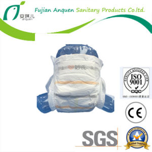 Baby Diaper with Ultra Thin and Hourglass Feature pictures & photos
