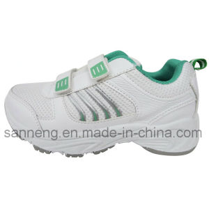Kids Sport Shoes with PVC Outsole (S-0142) pictures & photos