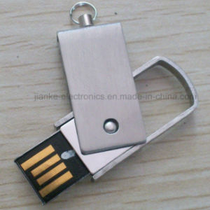 Portable Metal USB 2.0 / 3.0 USB Memory Stick with Customized Logo (762) pictures & photos