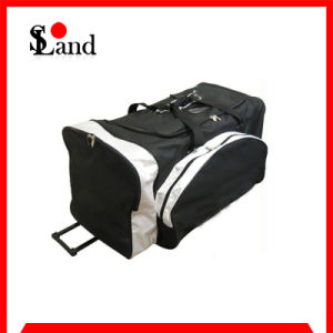 Hockey Wheeled Duffle Trolley Bag pictures & photos