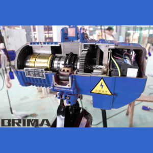 Brima 1t Electric Chain Hoist with Hook pictures & photos