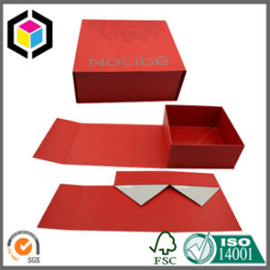 Luxury Collapsible Cardboard Gift Paper Sushi Packaging Box pictures & photos