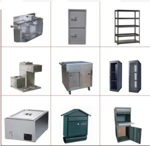 OEM/ODM Precision Machining Sheet Metal Fabrication Supplier pictures & photos