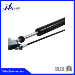 Lockable Gas Spring with Braciny Wire Switch Locking Gas Strut pictures & photos