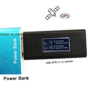 USB GPS L1 L2 Hidden Anti Tracking GPS Jammer pictures & photos