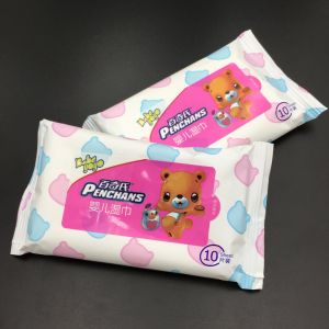 Nonwoven Wet Wipes Baby Wipes Wet Tissue pictures & photos