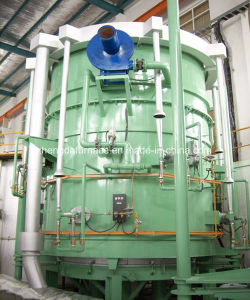 Zdq Series Bell Type Furnace with Strong Circulation pictures & photos